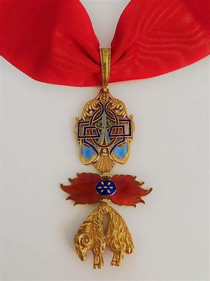 Fleece Golden Order Oro Toson Wikipedia Knight