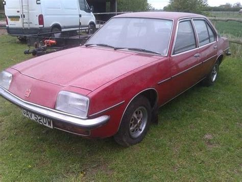 for sale cavalier mk1 2 0 gl 1980 classic cars hq