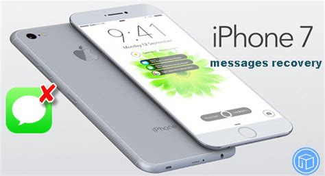 how to undelete text messages on iphone how to recover deleted text messages from iphone 7