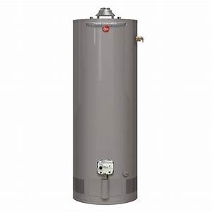 Rheem Performance 40 Gal  Tall 6