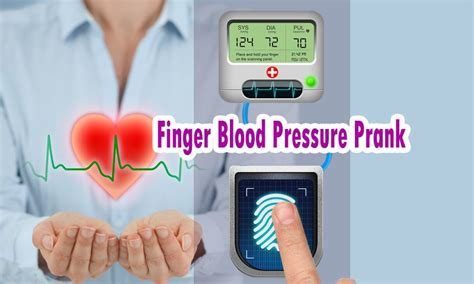 Amazon.com: Finger Blood Pressure Prank: Appstore for Android