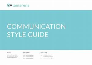 Brand Manual By Lamarena