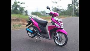 100 Motorcycle Mio 125 Modified From Indonesia