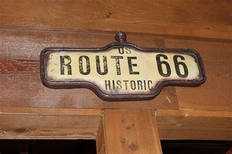 File Route66 Sign Jpg File Route 66 Sign In San Antonio Tx Img 5158 Jpg