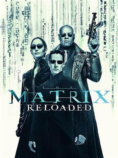 Matrix Reloaded Neo Trinity Morpheus Prime Machine