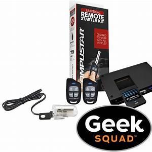 Best Buy  Compustar Compustar Remote Start Kit And Ball