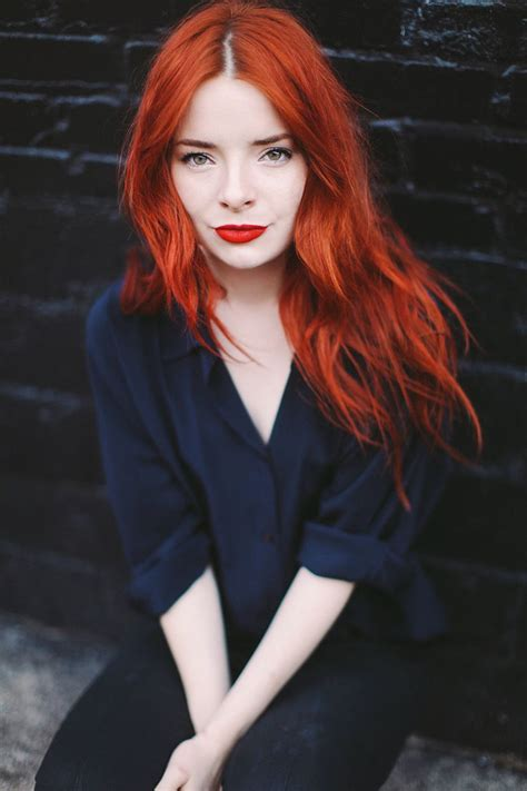 25 Best Ideas About Red Orange Hair On Pinterest Orange