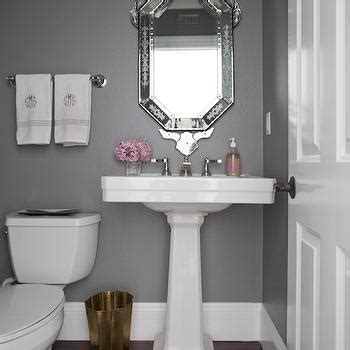 American Standard Retrospect Sink And Washstand by Dark Gray Paint Colors Contemporary Bathroom