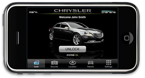 Chrysler Application by Celebrating 15 Years Of Innovation Part 3 Our Work