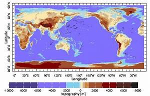 LDEO Elevation Maps