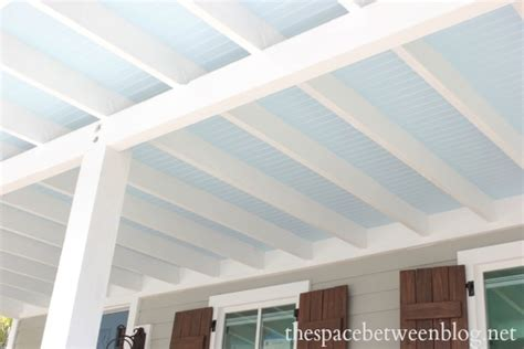 Why Beadboard On The Ceiling Is Nothing At All Like