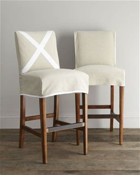 1000+ Images About Barstool Slipcovers On Pinterest