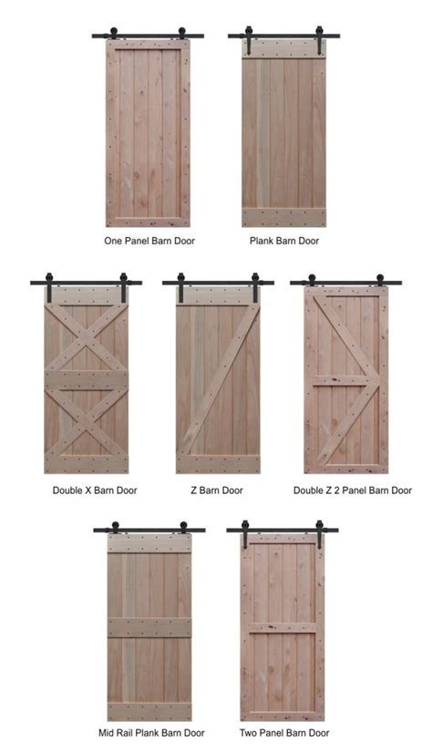 Tips & Tricks: Classy Barn Style Doors For Home Interior