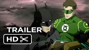 Justice League War Dvd Release Trailer 2019 Superhero
