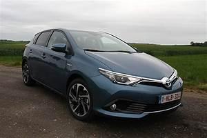 Avis Toyota Auris Hybride : essai toyota auris restyl e l hybride toujours au top ~ Gottalentnigeria.com Avis de Voitures
