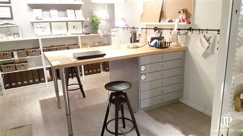 Ikea Craft Rooms  Ikea Organizing Ideas. Vintage Game Table. Working At Hotel Front Desk. Retail Desk For Sale. Stand Up Desk Ikea. 42 Inch Table Legs. Front Office Desk. Bookshelf With Desk. What Is Help Desk Ticketing System