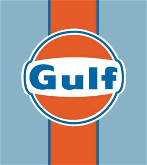 g e o r d i e b i k e r gulf racing colors