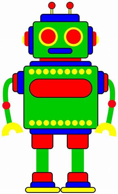 Robot Clipart Clip Robots