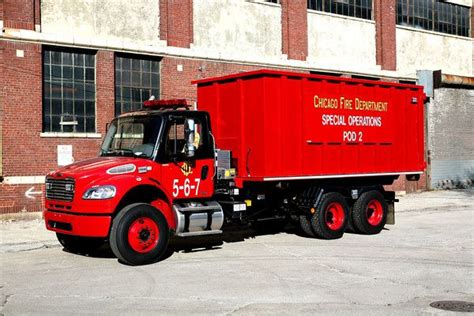 chicago fire dept    special operations pod