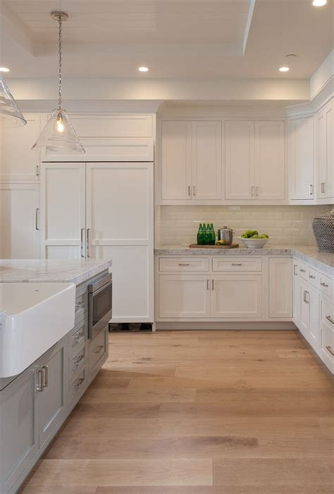 light wood floors with white cabinets flooring is 3 4 x 7 wood floor planks stained in a light 354 | 8f5557c4f2ffd02c316e292081008334