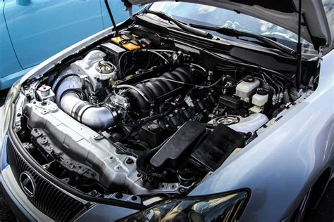 Swap Insanity: Lexus Is250 With Ls1 Swap Is A Poor Man's