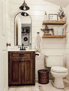 Rustic, Bathroom, Ideas, 25, Chic, Gorgeous, Inspirations, With