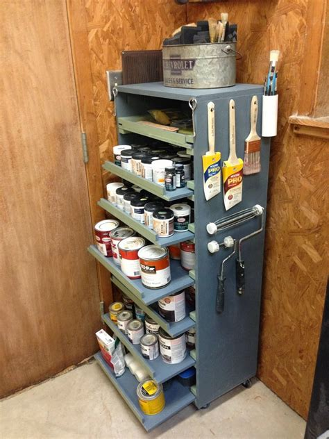 diy paint storage cabinet  owner builder network
