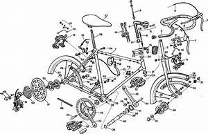 raleigh bike parts diagram best seller bicycle review With bike schematic