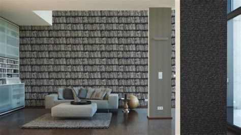 biblioth鑷ue bureau design papier peint moderne salon free with papier peint moderne salon affordable papier