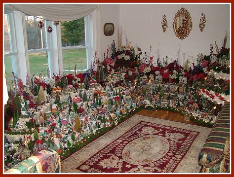 1000+ Images About Christmas  Village Displays On