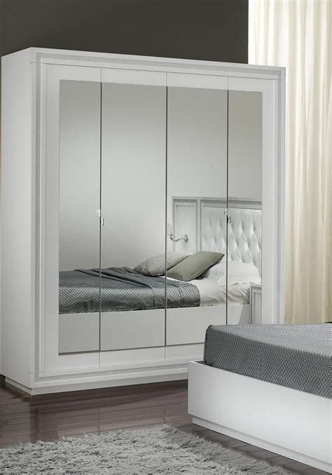 armoire design chambre armoire miroir chambre
