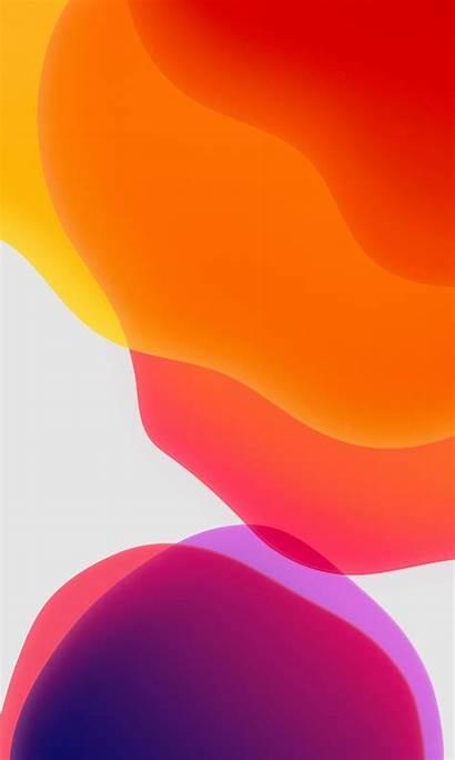 Orange Ios Ipados Iphone Wallpapers 1280 Mobiles