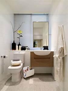 Ideen Gäste Wc : g ste wc gestalten 16 sch ne ideen f r ein kleines bad ~ Michelbontemps.com Haus und Dekorationen