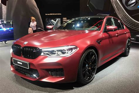 New Bmw M5 Prices, Performance, Specs, Release Date
