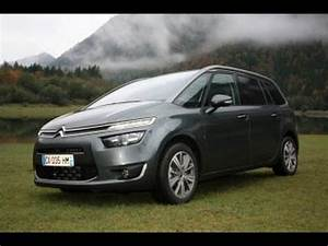 C4 Picasso 2013 : citroen c4 grand picasso 2013 testdrive presentation youtube ~ Maxctalentgroup.com Avis de Voitures