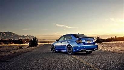 Subaru Wrx Sti Impreza Wallpapers Background Automobile
