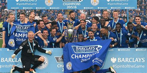 Leicester City - Champions of England | Premier Skills English