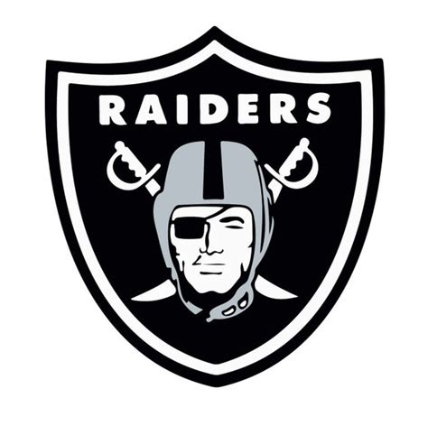 oakland raiders svg dxf eps png digital logo vector design