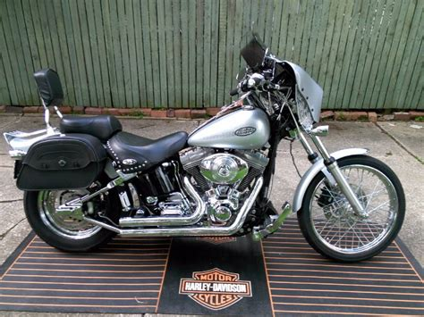Harley-davidson Softail Standard In Ohio For Sale Used