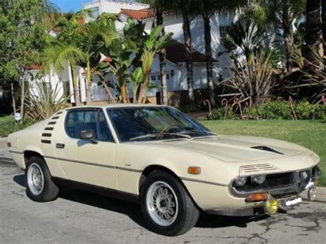 Alfa Romeo Montreal For Sale Usa by Sell Used 1972 Alfa Romeo Montreal In Nevada City