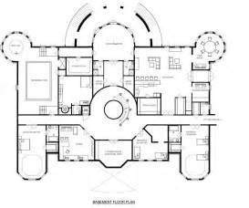 a hotr reader s revised floor plans to a 17 000 square foot mansion homes of the rich - Mansion Plans