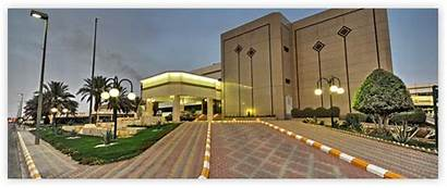 King Medical Riyadh Fahad Jeddah Management Building