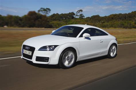 2012 Audi Tt 18 Tfsi And 20 Tdi Now With S Tronic Auto
