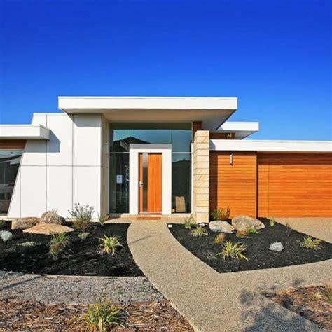 floor plans for split level homes modern flat roof home designs builders geelong