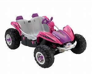 Power Wheels Dune Racer  Pink  Parts