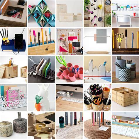 desk organization ideas 25 clever ways to keep your workspace organized brit co