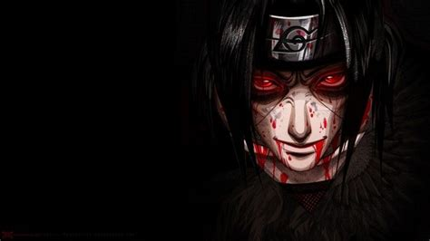 Recommended hd desktop background images for you Itachi Sharingan Blood 3s   Itachi uchiha, Naruto ...