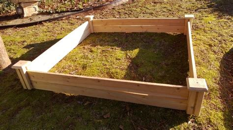 raised garden bed the home depot community