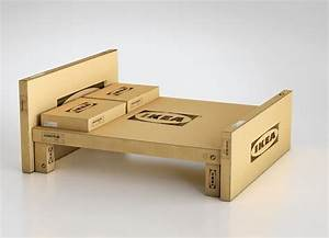 IKEA Transforms its Flat Pack Cardboard Packaging Into