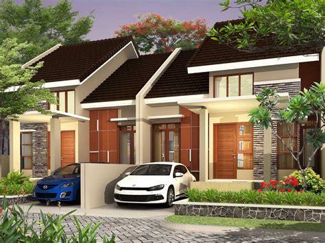 desain rumah minimalis  asri desain rumah